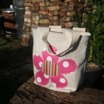 Child's bucket bag
