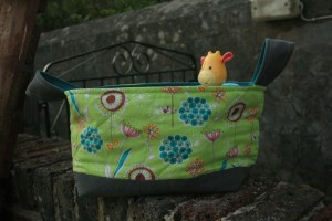 fabric storage bag
