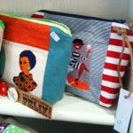 Washbags with PVC lining