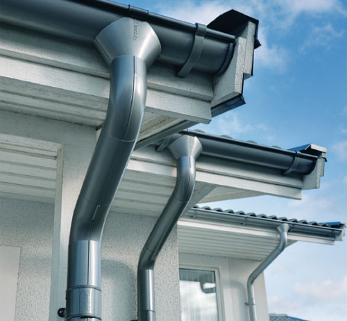 Galvanised Steel Gutters Nationwide Gutters