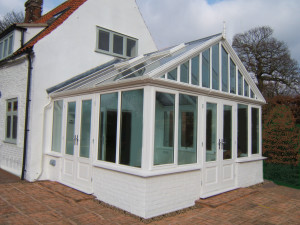 Engineered Pine Conservatory